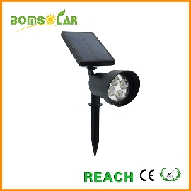 led solar spot light