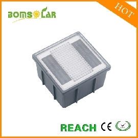 solar burried ground light