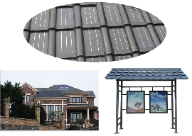 solar shingle solar roof