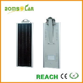 All in one solar street light 20W