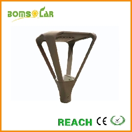 New launched 10W solar post light