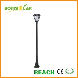 Solar post lamp BS-3067