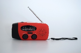 dynamo weather alert radio