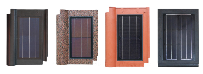 solar shingle solar tile PV roof